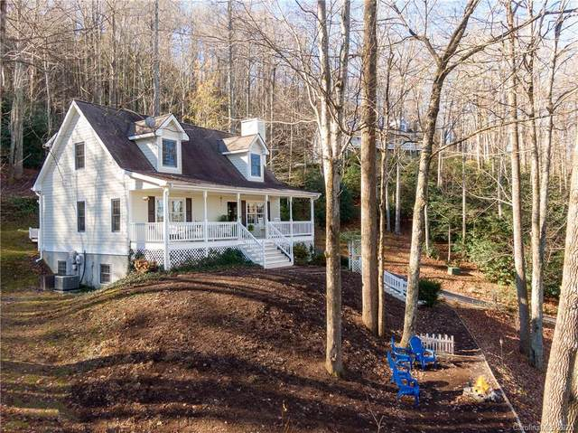 1155 Davis Mountain Road, Hendersonville, NC 28739 (#3682889) :: Stephen Cooley Real Estate Group