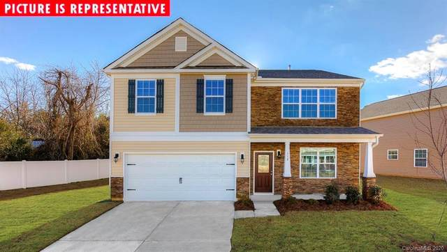 5104 Briscoe Drive, Charlotte, NC 28214 (#3682907) :: Stephen Cooley Real Estate Group
