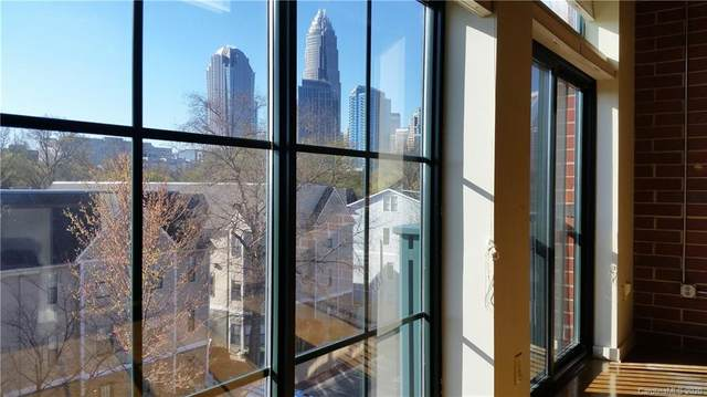 626 N Graham Street #405, Charlotte, NC 28202 (#3682948) :: IDEAL Realty