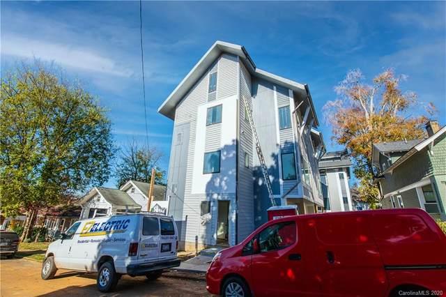 1006 Margaret Brown Street B, Charlotte, NC 28202 (#3683048) :: Carlyle Properties