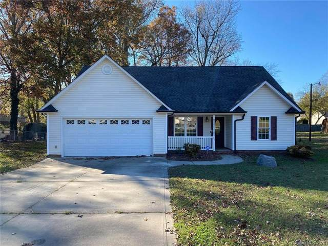 905 Evelyn Avenue, Kannapolis, NC 28083 (#3683057) :: Stephen Cooley Real Estate Group