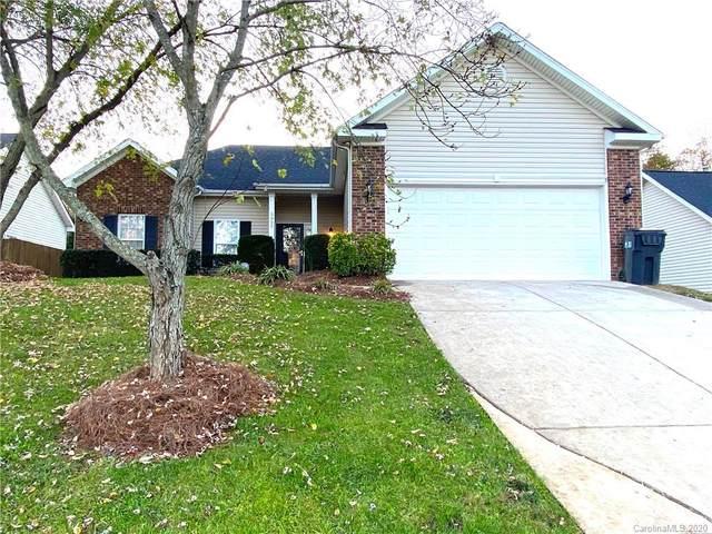 5927 Patricia Ryan Drive #0, Charlotte, NC 28216 (#3683069) :: MartinGroup Properties