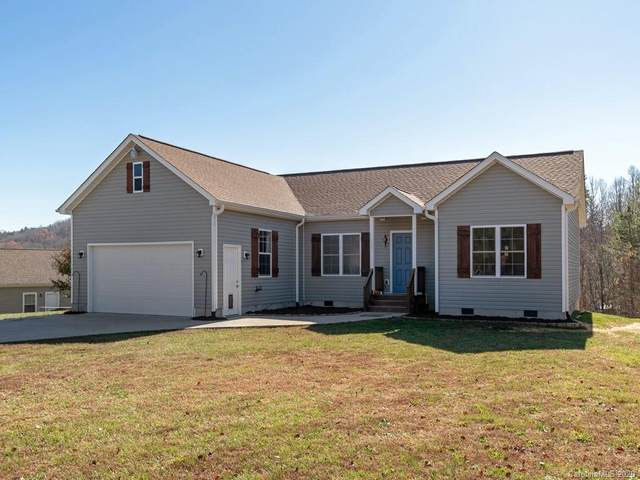177 Hidden Knoll Drive, Hendersonville, NC 28792 (#3683104) :: Keller Williams Professionals