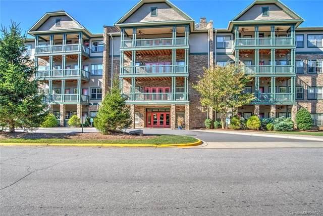 9 Kenilworth Knoll #203, Asheville, NC 28805 (#3683186) :: Keller Williams Professionals