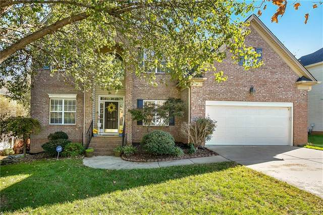 11023 Valley Spring Drive, Charlotte, NC 28277 (#3683190) :: Burton Real Estate Group