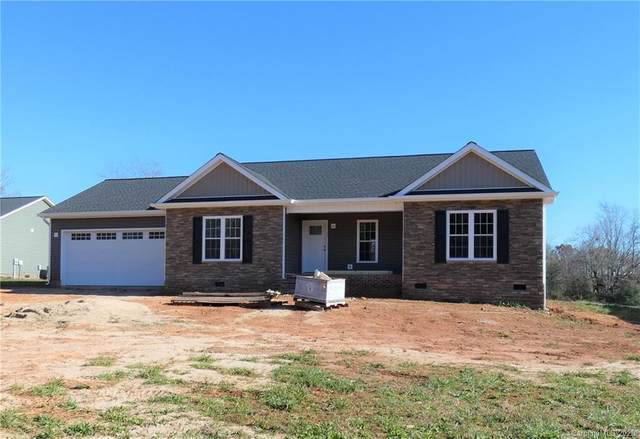 1018 Jennings Road, Statesville, NC 28625 (MLS #3683268) :: RE/MAX Journey
