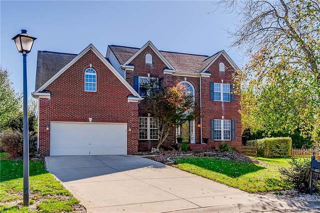 4025 Waters Reach Lane, Indian Trail, NC 28079 (#3683306) :: Carlyle Properties