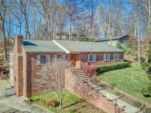 206 Hickory Hill Road, Lake Junaluska, NC 28745 (MLS #3683335) :: RE/MAX Journey