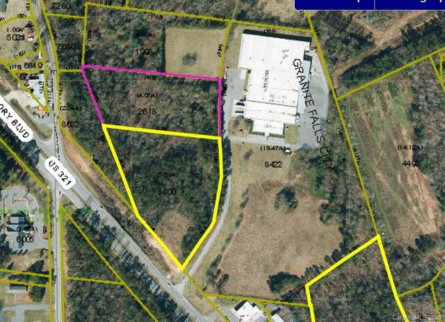 000 Hickory Boulevard, Hudson, NC 28638 (#3683351) :: BluAxis Realty