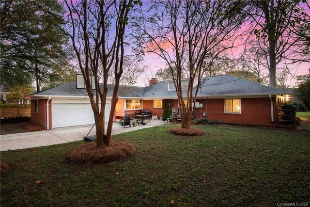 2861 Sharon Road, Charlotte, NC 28211 (#3683365) :: High Performance Real Estate Advisors