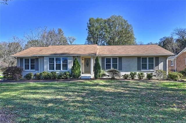 5401 Providence Road, Charlotte, NC 28226 (#3683388) :: Miller Realty Group