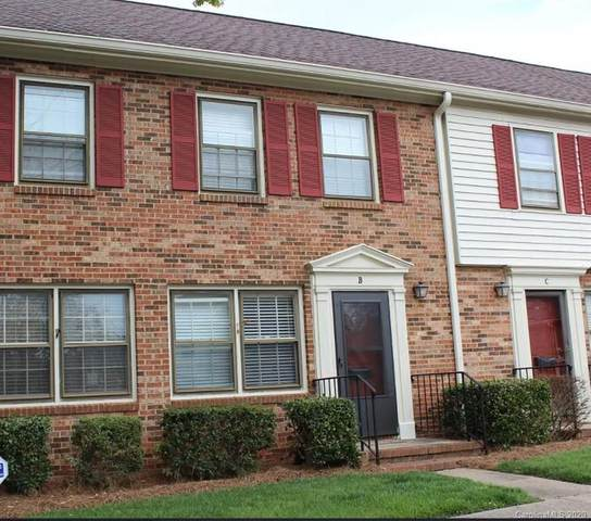 1231 Archdale Drive B, Charlotte, NC 28217 (#3683416) :: Stephen Cooley Real Estate Group