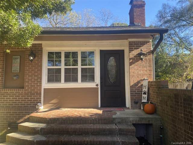 1162 Brighton Place #19, Charlotte, NC 28205 (MLS #3683447) :: RE/MAX Journey
