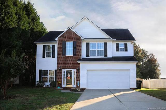 498 NW Riverglen Drive #30, Concord, NC 28027 (#3683497) :: Carolina Real Estate Experts