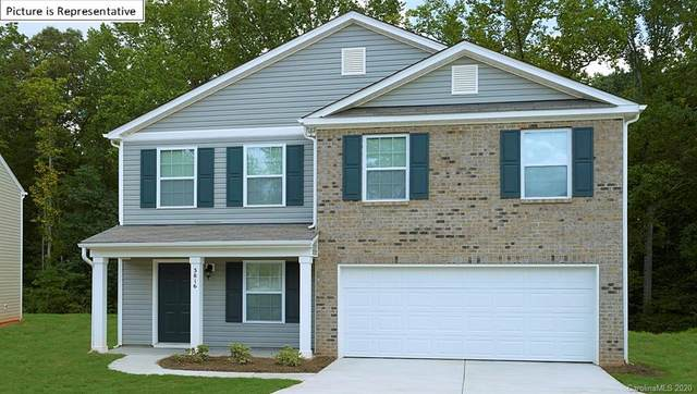 2038 Pippen Avenue, Charlotte, NC 28215 (#3683544) :: Stephen Cooley Real Estate Group