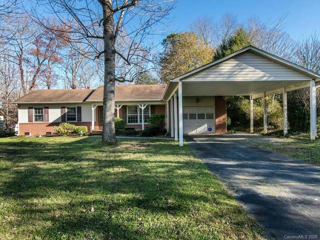 127 Summerglen Drive, Asheville, NC 28806 (#3683558) :: Homes with Keeley | RE/MAX Executive