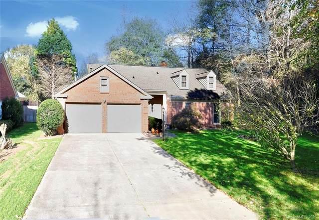 6100 Creek Bend Drive, Charlotte, NC 28277 (#3683568) :: Keller Williams South Park