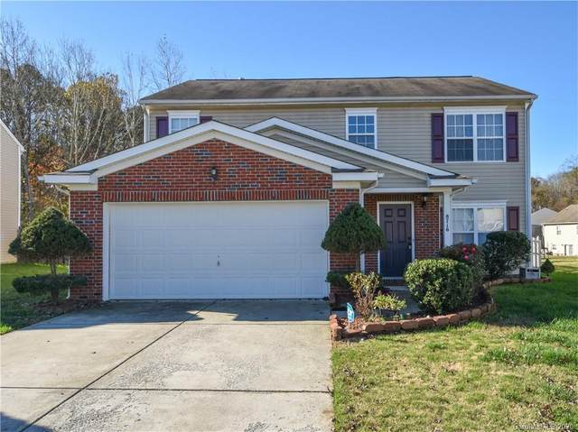8716 Chalkstone Road, Charlotte, NC 28216 (#3683774) :: BluAxis Realty