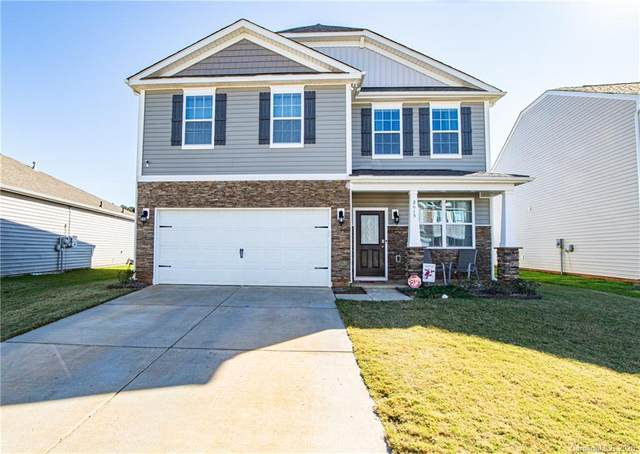 2615 Gingham Street, Charlotte, NC 28216 (#3683833) :: Stephen Cooley Real Estate Group