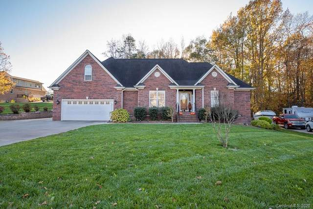 401 Wintergreen Court, Kings Mountain, NC 28086 (#3683856) :: Stephen Cooley Real Estate Group