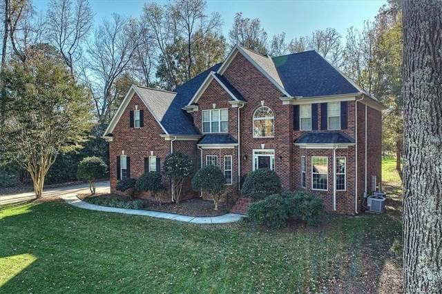 4017 Weddington Manor Court, Matthews, NC 28104 (#3683864) :: IDEAL Realty