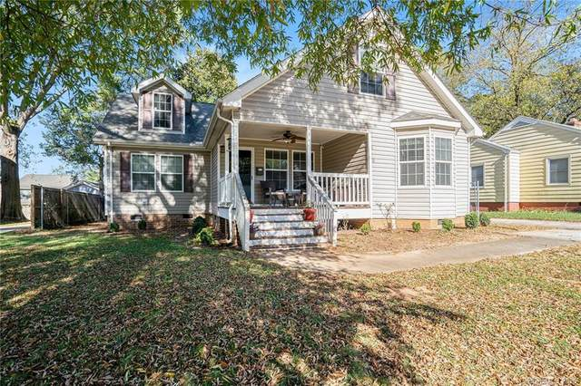 1127 Leigh Avenue, Charlotte, NC 28205 (#3684878) :: Stephen Cooley Real Estate Group