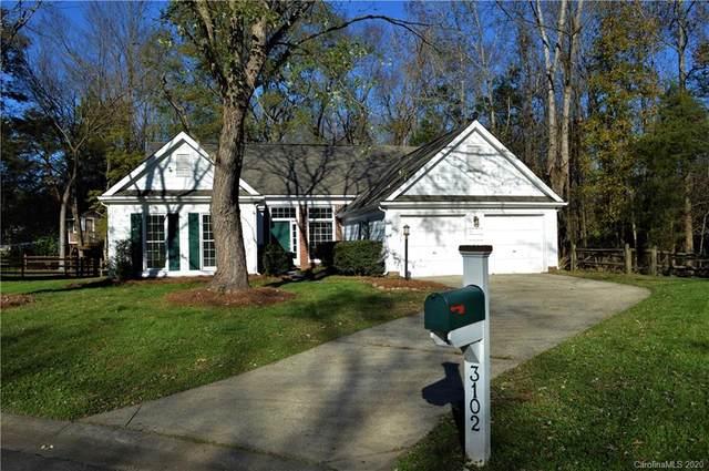 3102 Wild Lark Court #12, Charlotte, NC 28210 (#3684898) :: Stephen Cooley Real Estate Group
