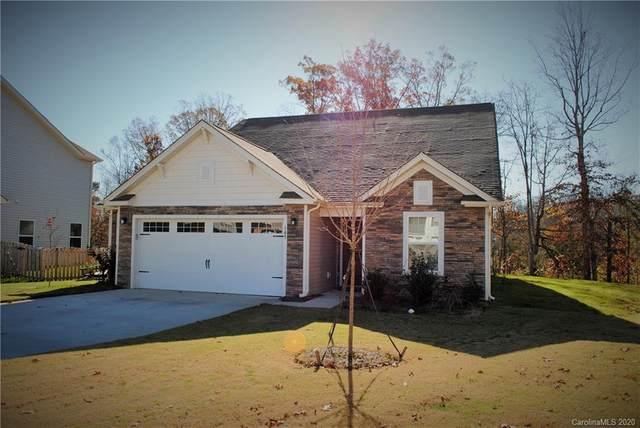 145 Pin Oak Court #79, Landis, NC 28088 (#3684909) :: Carlyle Properties