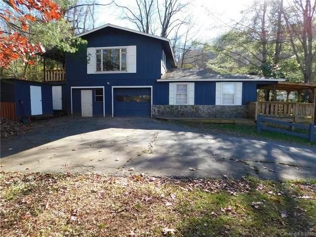277 Davis Cove Road, Waynesville, NC 28786 (#3684925) :: Johnson Property Group - Keller Williams