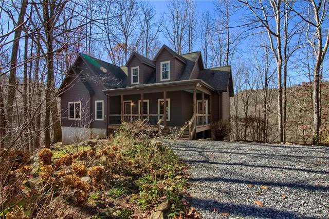 2923 Blanton Branch Road, Sylva, NC 28779 (#3684926) :: Ann Rudd Group