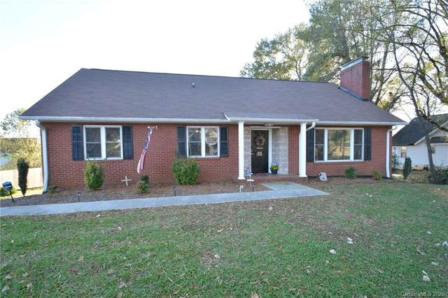 727 W Main Avenue, Taylorsville, NC 28681 (#3684977) :: Carlyle Properties