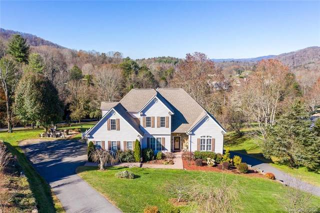 124 Horseshoe Trail, Barnardsville, NC 28709 (#3684981) :: The Premier Team at RE/MAX Executive Realty