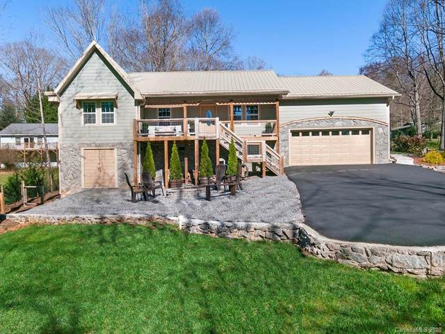 595 Woodbine Road, Waynesville, NC 28785 (#3685016) :: Johnson Property Group - Keller Williams