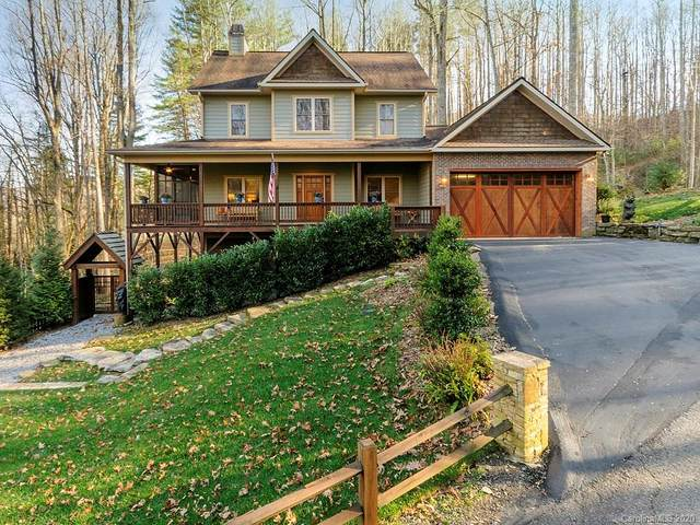 103 Flowing Brook Lane, Waynesville, NC 28786 (#3685029) :: LKN Elite Realty Group | eXp Realty