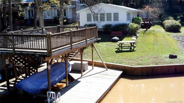 418 Fairway Shores Road, Mount Gilead, NC 27306 (#3685120) :: Love Real Estate NC/SC