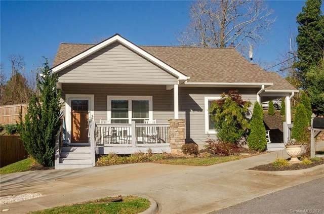 142 Crayton Creek Way, Asheville, NC 28803 (#3685169) :: Keller Williams Professionals