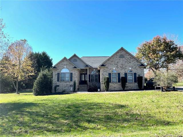 145 Lake Vista Place Court, Taylorsville, NC 28681 (#3685196) :: Carlyle Properties