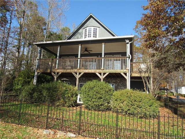 1011 Hickory Point Drive, Lexington, NC 27292 (#3685357) :: Stephen Cooley Real Estate Group