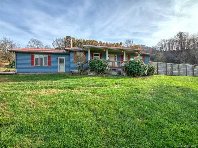 326 Barber Hill Drive, Waynesville, NC 28786 (#3685406) :: MOVE Asheville Realty