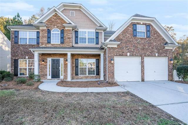 3763 Burnage Hall Road, Harrisburg, NC 28075 (#3685511) :: IDEAL Realty
