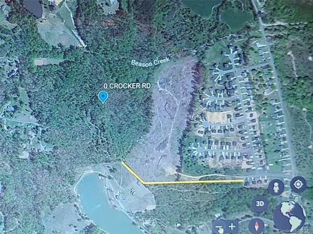 0 Crocker Road #15, Kings Mountain, NC 28086 (#3685524) :: Johnson Property Group - Keller Williams