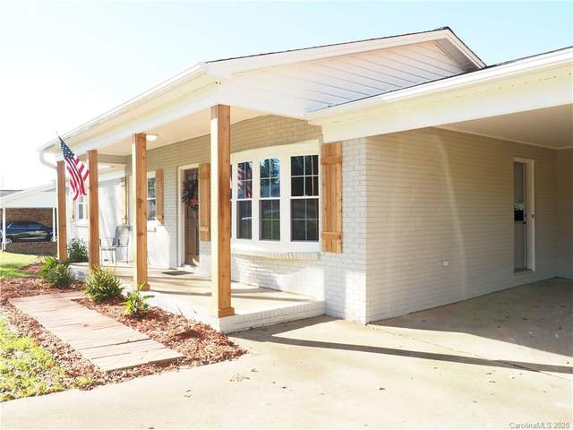 2106 S Post Road, Shelby, NC 28152 (#3685556) :: Johnson Property Group - Keller Williams