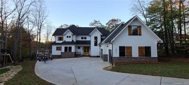 4674 Lake Shore Road N, Denver, NC 28037 (#3685589) :: LePage Johnson Realty Group, LLC