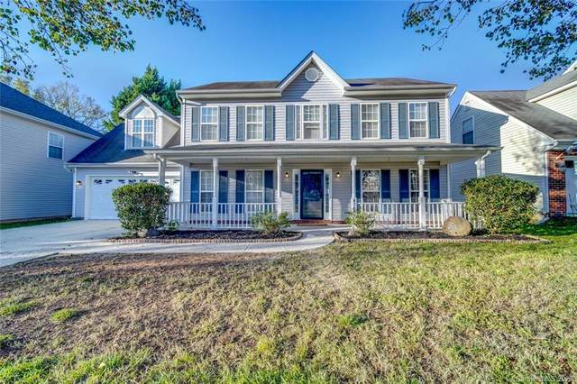 4709 Cades Cove Drive, Charlotte, NC 28273 (#3685604) :: IDEAL Realty