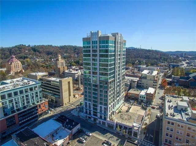 7 Patton Avenue #1404, Asheville, NC 28801 (#3685623) :: Charlotte Home Experts