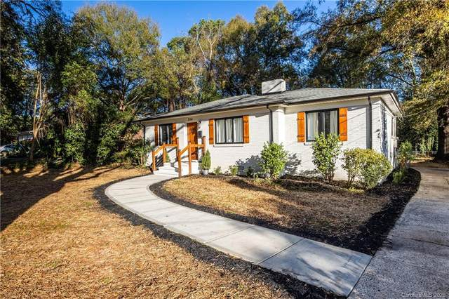 2741 Shamrock Drive, Charlotte, NC 28205 (#3685630) :: Stephen Cooley Real Estate Group