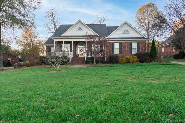 307 Hawksnest Court #21, Stallings, NC 28104 (#3685631) :: LePage Johnson Realty Group, LLC