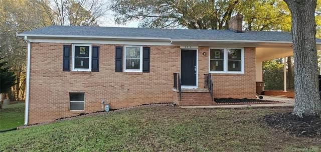 2313 Berwick Road, Shelby, NC 28152 (#3685684) :: Johnson Property Group - Keller Williams