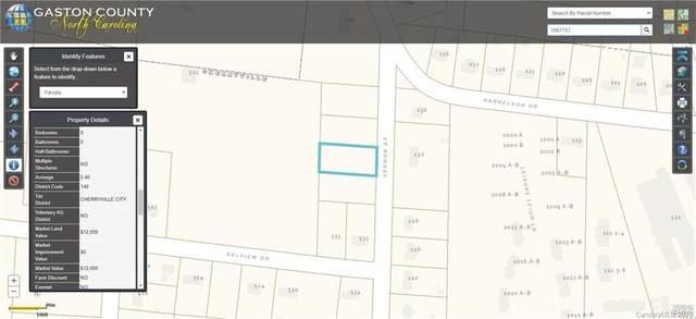 0000 Vernon Street, Cherryville, NC 28021 (#3685725) :: Stephen Cooley Real Estate Group