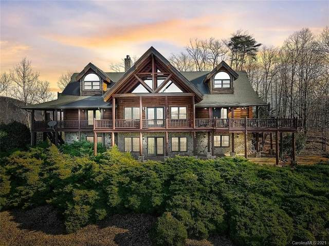 166 Eagles Crest Way, Lake Lure, NC 28746 (#3685776) :: DK Professionals Realty Lake Lure Inc.